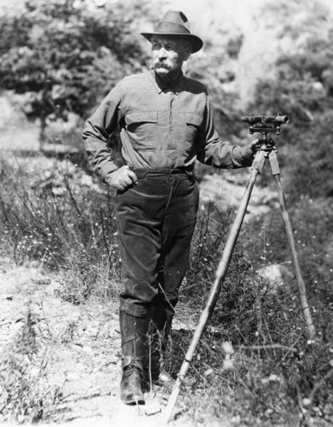 Mulholland Photograph - William Mulholland (1855-1935) by Granger