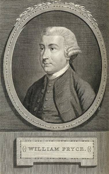 Price Photograph - William Pryce by Royal Institution Of Great Britain