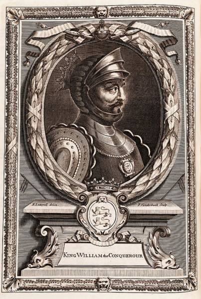 Wall Art - Photograph - William The Conqueror by Middle Temple Library
