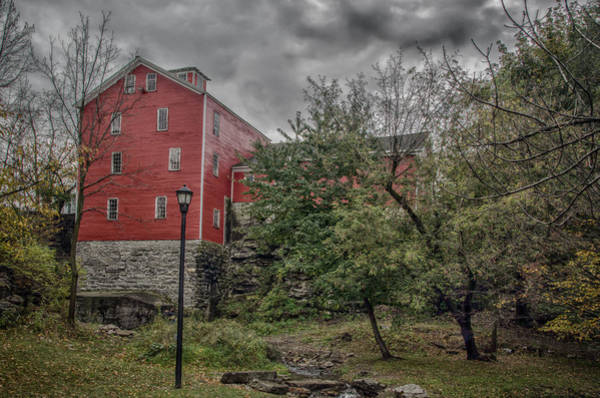 Photograph - Williamsville Water Mill 7d08149hdr by Guy Whiteley