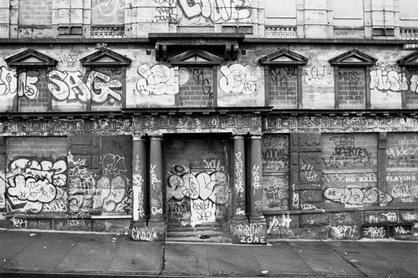 Photograph - Willis Avenue Building by Dave Beckerman