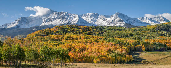 14er Photograph - Wilson Mesa by Aaron Spong