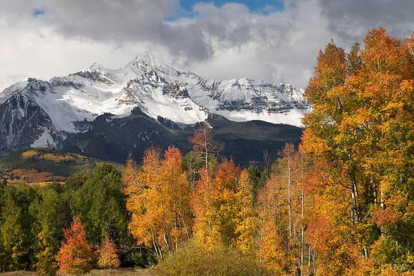 Wall Art - Photograph - Wilson Peak by Aaron Spong
