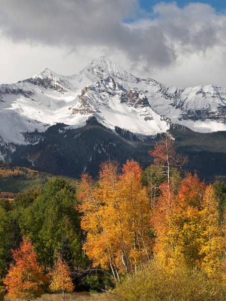 Wall Art - Photograph - Wilson Peak Colorado by Aaron Spong