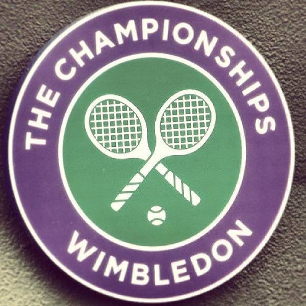 Wall Art - Photograph - #wimbledon #2013 #tennis by Georgina Moore