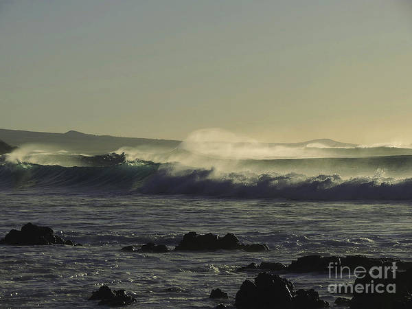 Photograph - Wind And Waves by Bette Phelan