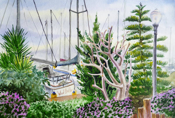Painting - Wind Drifter  by Irina Sztukowski