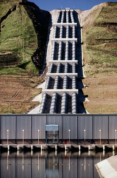 Wall Art - Photograph - Wind Gap Hydroelectric Pumping Station by Peter Menzel/science Photo Library