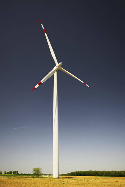 Photograph - Wind Power by Ivan Slosar