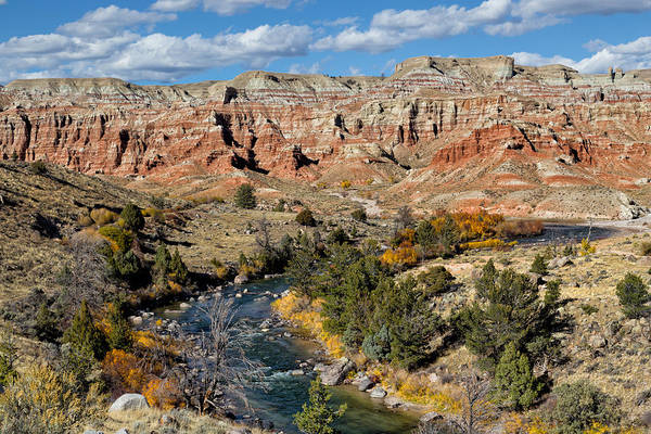 Bishop Hill Photograph - Wind River Country by Kathleen Bishop