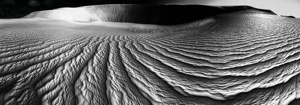 Photograph - Wind Sand Light And Time by Julian Cook