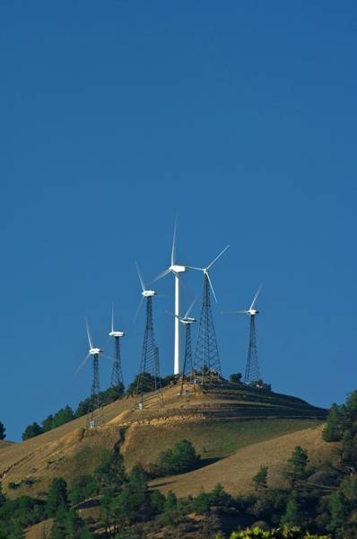 Controversial Wall Art - Photograph - Wind Turbines by David Nunuk/science Photo Library
