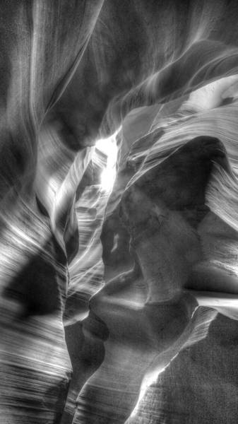 Photograph - Wind-water-time by Harold Rau