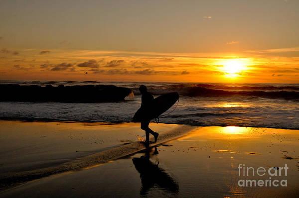 Wall Art - Photograph - Windansea Surfer by Kelly Wade
