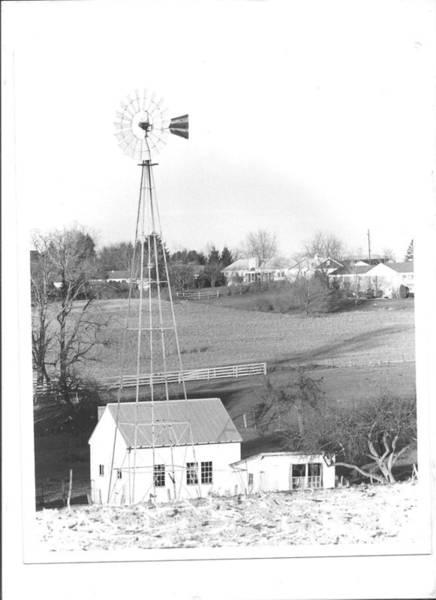Photograph - Windmill by Bc Adamkowski