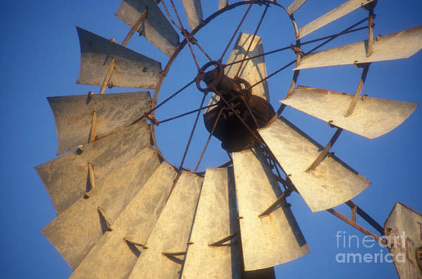 Photograph - Windmill by Jim West