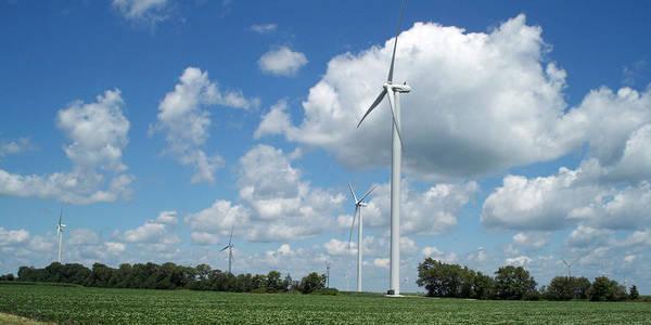 Photograph - Windmill by John Mathews