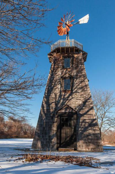 Photograph - Windmill by Sara Hudock