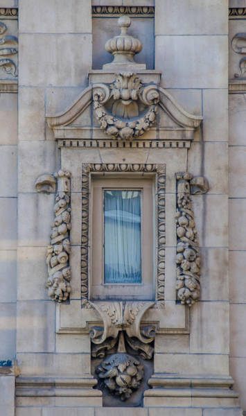 Photograph - Window Across The Street by Guy Whiteley