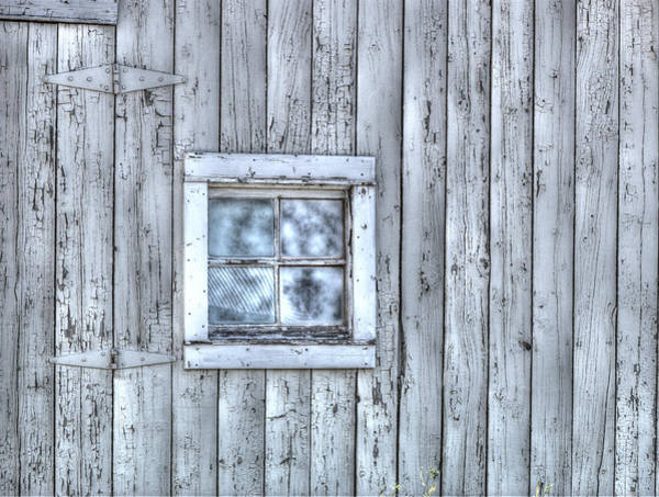 Architectural Details Photograph - Window by Juli Scalzi