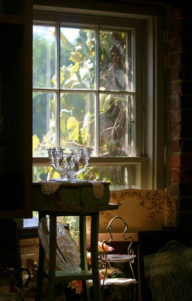 Amana Wall Art - Photograph - Window Dressing by Laurel Gillespie