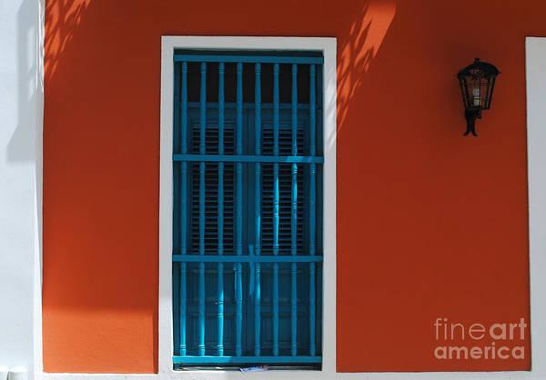 Photograph - Window by George D Gordon III