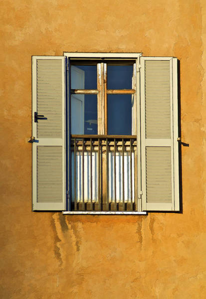 Photograph - Window Of Rome II by David Letts