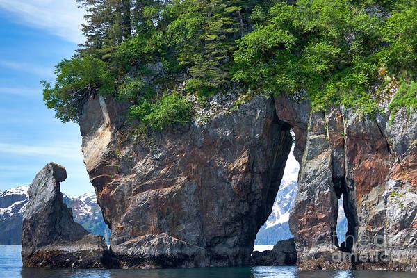 Photograph - Window Rock by Jo Ann Tomaselli