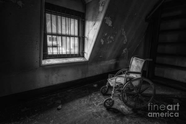 Nikon D800 Wall Art - Photograph - Window Seat by Michael Ver Sprill