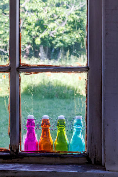 Photograph - Window To The Past by Teri Virbickis