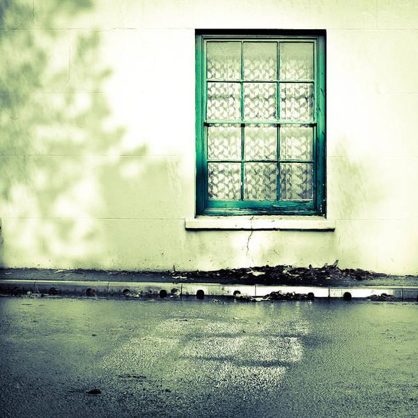 Cement Photograph - Window by Tom Gowanlock