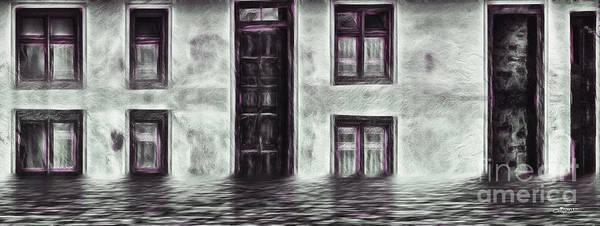 Photograph - Windows And Doors by Jutta Maria Pusl