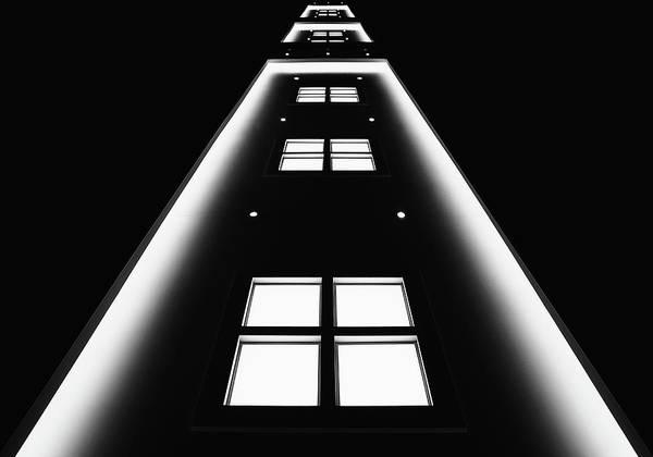 Skyscraper Wall Art - Photograph - Windows by Jutta Kerber