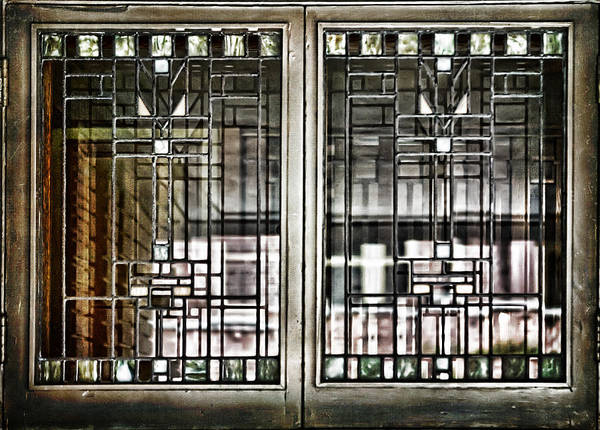 Photograph - Windows Of A Prairie House  by Evie Carrier
