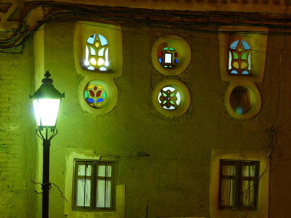 Photograph - Windows Of Sanaa by Ivan Slosar