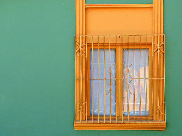 Photograph - Windows Of The World - Santiago Chile by Rick Locke
