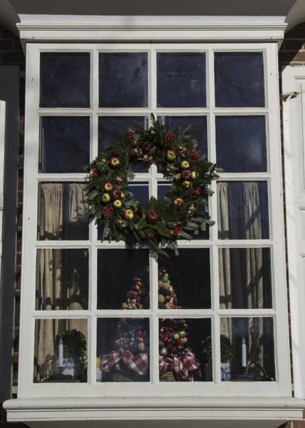 Royal Colony Photograph - Windows Of Williamsburg 02 by Teresa Mucha