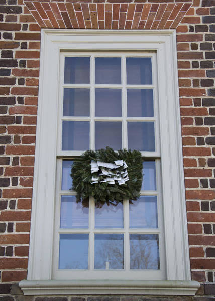 Royal Colony Photograph - Windows Of Williamsburg 11 by Teresa Mucha