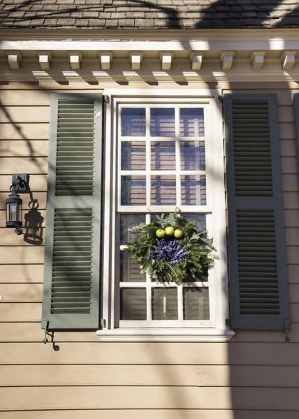 Royal Colony Photograph - Windows Of Williamsburg 15 by Teresa Mucha