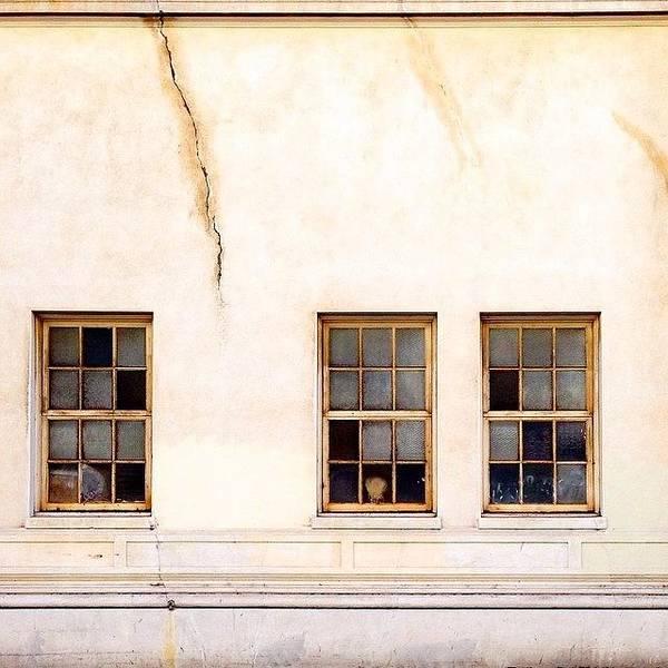Wall Art - Photograph - Window Trio by Julie Gebhardt