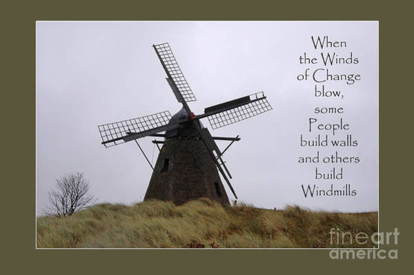 Photograph - Winds Of Change by Randi Grace Nilsberg