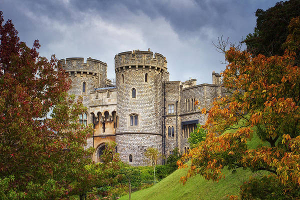 Photograph - Windsor Castle by Kim Andelkovic