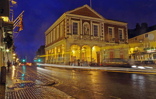 Photograph - Windsor Guildhall by Tony Murtagh