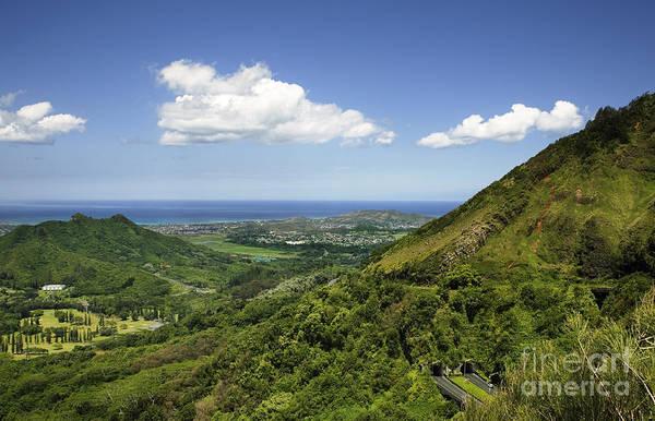 Photograph - Windward Oahu by Charmian Vistaunet