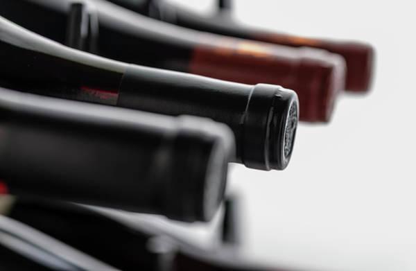 Bottle Photograph - Wine Bottles by Bdmcintosh