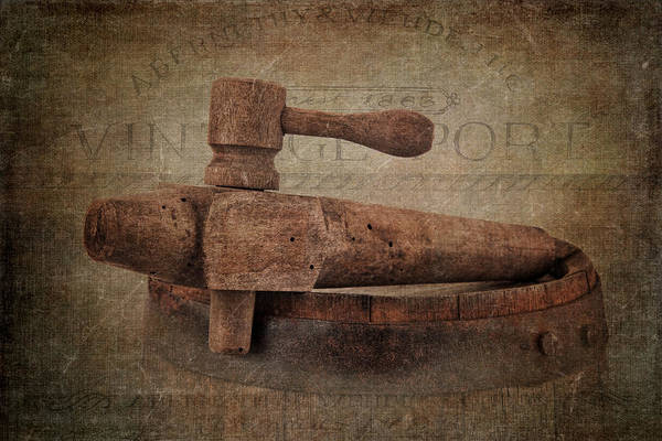 Wall Art - Photograph - Wine Tap by Tom Mc Nemar