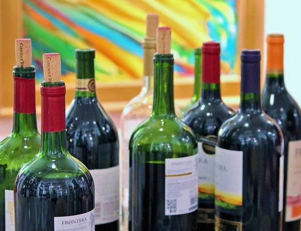 Photograph - Wine Tasting by Cynthia Guinn