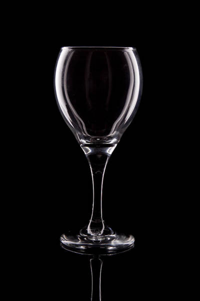 Wineglass Wall Art - Photograph - Wineglass by Tom Mc Nemar