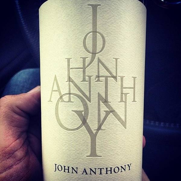 Wine Wall Art - Photograph - #winesnob #johnanthony #wine by Tony Sinisgalli