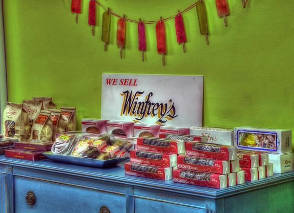 Photograph - Winfrey's Snack Foods by Joann Vitali